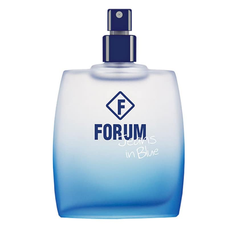 Jeans In Blue Forum Eau de Cologne - Perfume Unissex 100ml