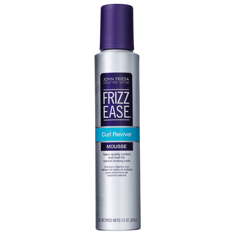 John Frieda Frizz-Ease Curl Reviver - Mousse Capilar 204g