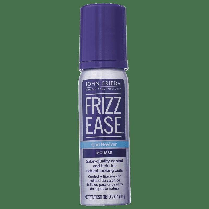 John Frieda Frizz-Ease Curl Reviver - Mousse Capilar 56g