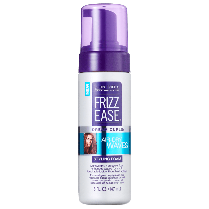 John Frieda Frizz-Ease Dream Curls Air-Dry Waves - Mousse 147ml