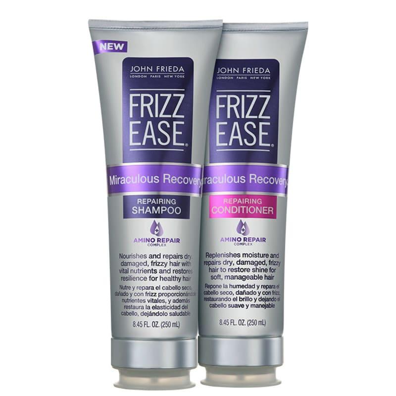 Kit John Frieda Frizz-Ease Miraculous Recovery Repairing (2 Produtos)