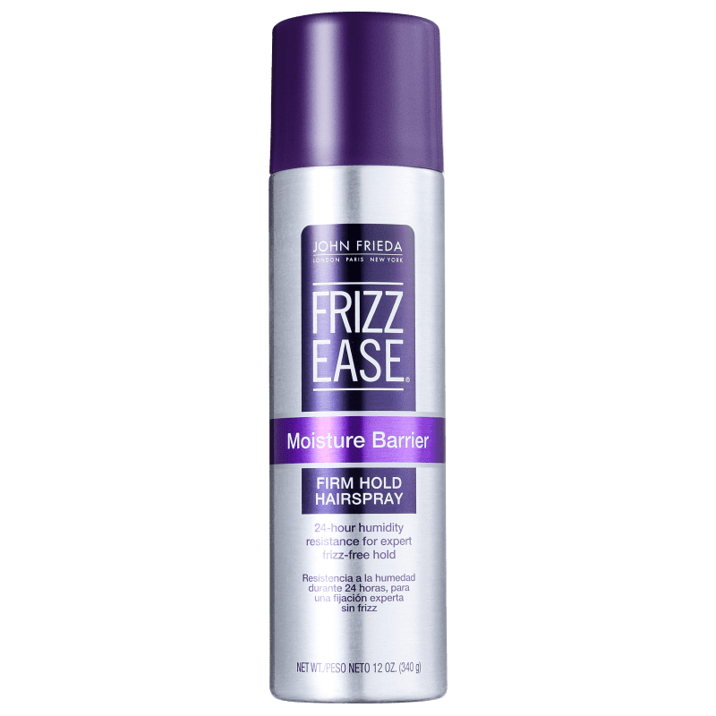 John Frieda Frizz-Ease Moisture Barrier Firm-Hold - Spray Fixador 340g