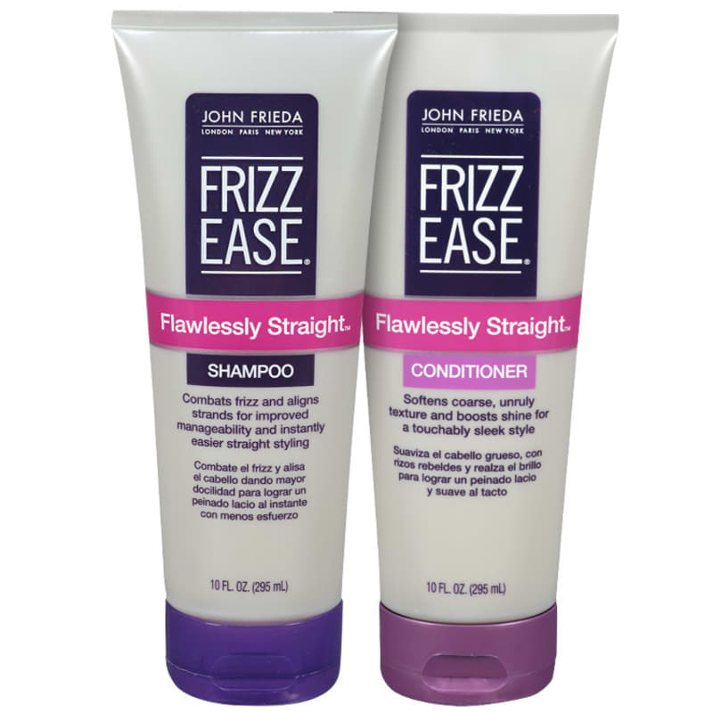 Kit John Frieda Frizz-Ease Flawlessly Straight Duo (2 Produtos)