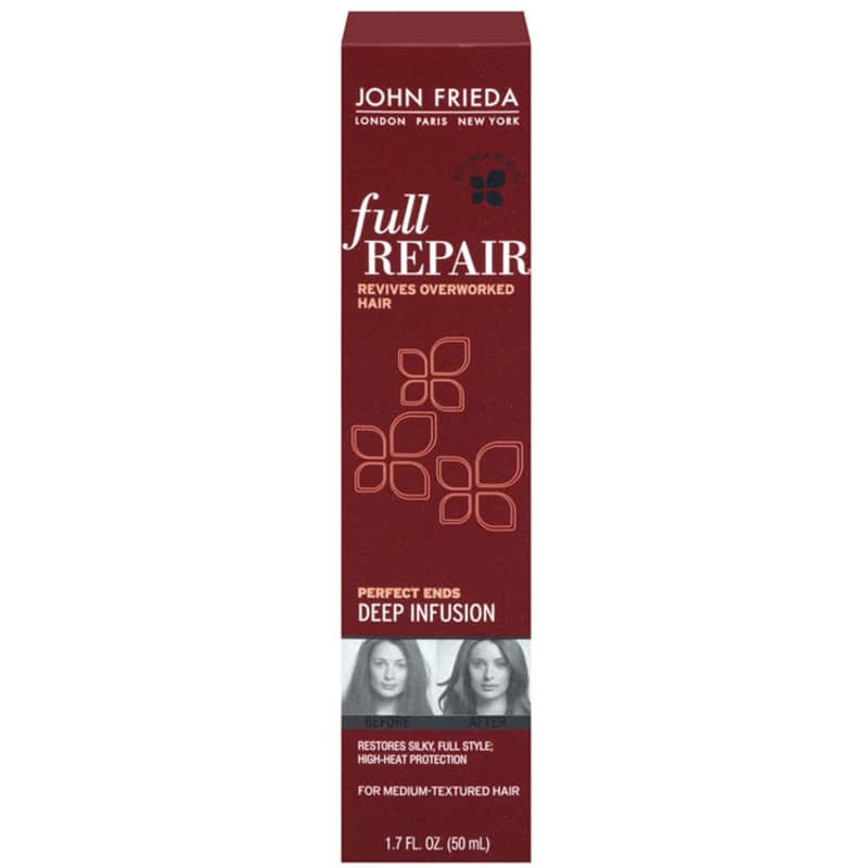 John Frieda Full Repair Perfect Ends Deep Infusion - Finalizador 50ml