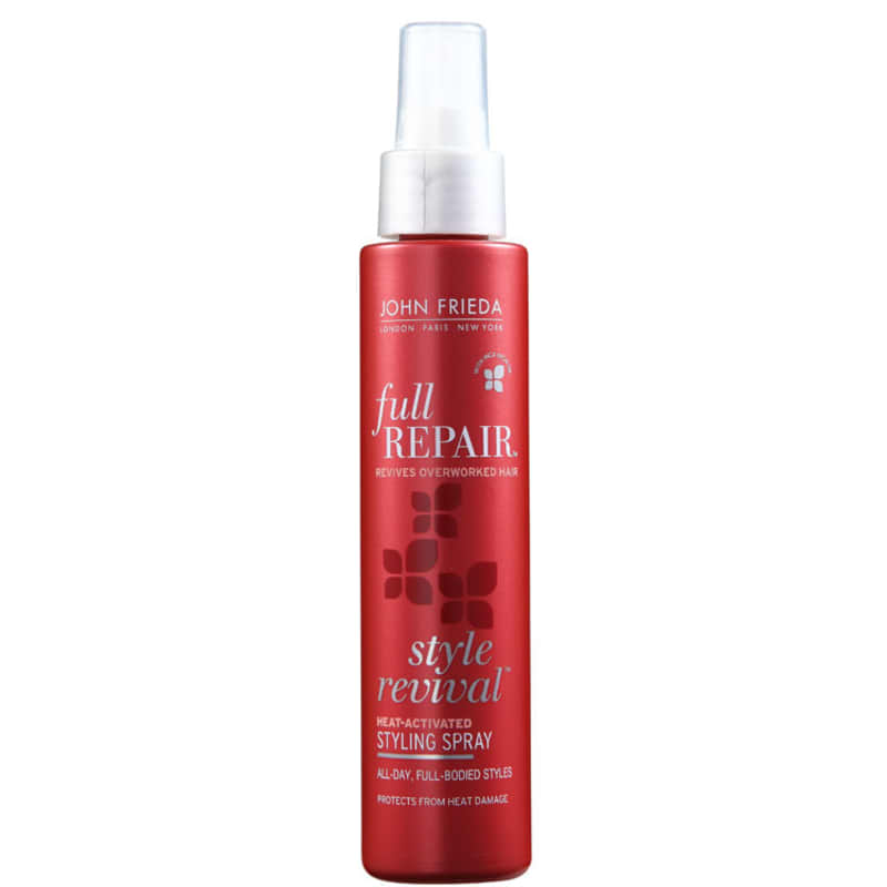John Frieda Full Repair Style Revival Heat-Activated Styling Spray - Finalizador Termoativado 118ml