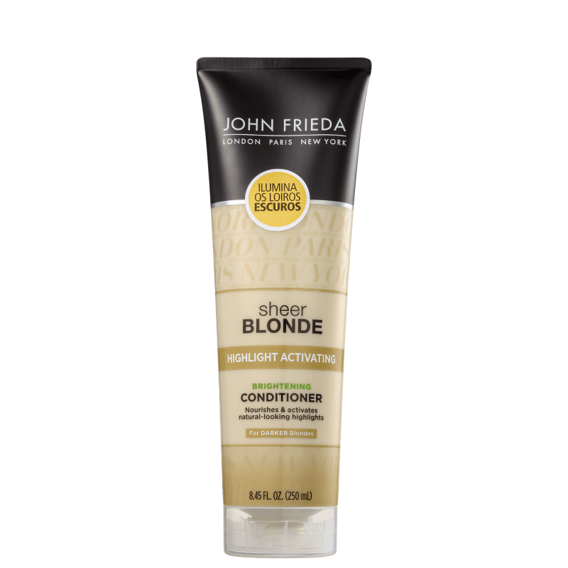 John Frieda Sheer Blonde Enhancing Darker Blondes - Condicionador 250ml