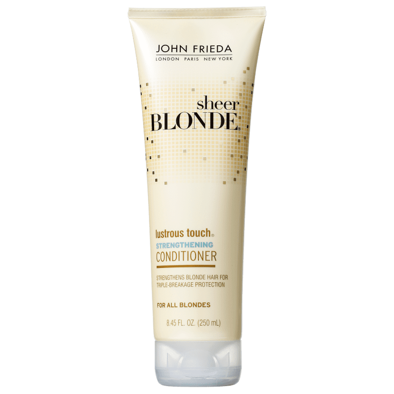 John Frieda Sheer Blonde Lustrous Touch Strengthening - Condicionador 250ml