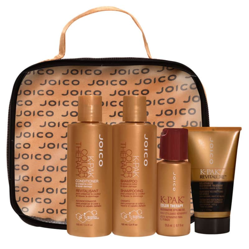 Joico K-Pak Color Therapy Special Edition Revitaluxe Kit (4 Produtos)