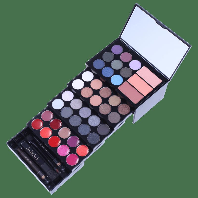 Joli Joli Backstage Fleur Noire Nº 4 - Estojo de Maquiagem
