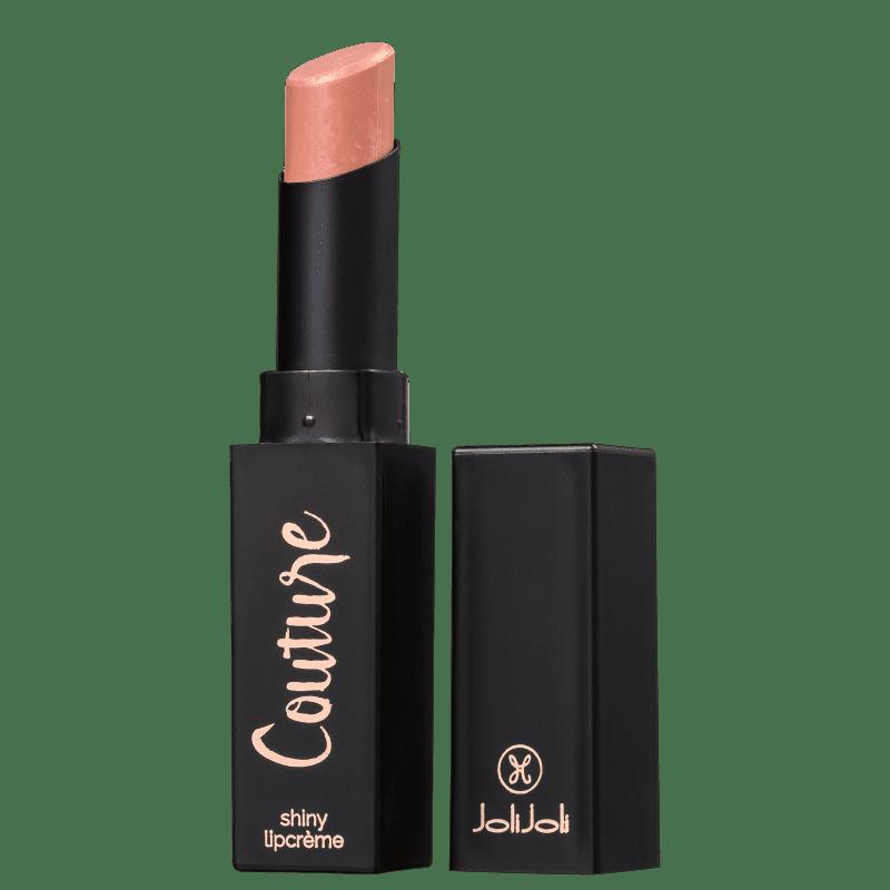 Joli Joli Couture Shiny Lipcreme 158 Belle Au Naturel - Batom 2,88g