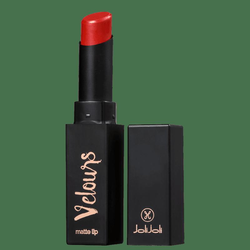 Joli Joli Velours Lip 035 Rouge Eternel - Batom Matte 2,88g