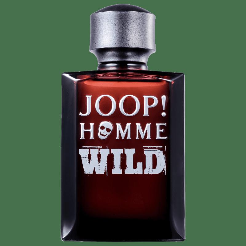 Joop! Homme Wild Eau de Toilette - Perfume Masculino 125ml
