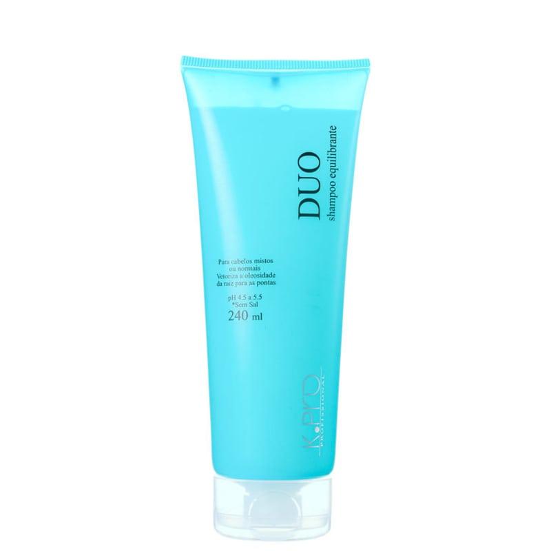 K.Pro Ice Duo - Shampoo sem Sal 240ml