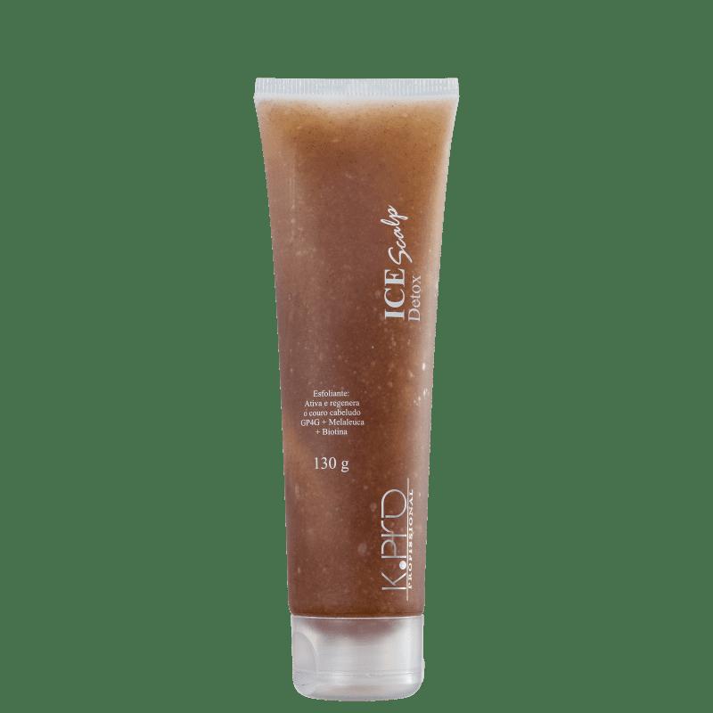 K.Pro Ice Scalp Detox - Tratamento Esfoliante 130g