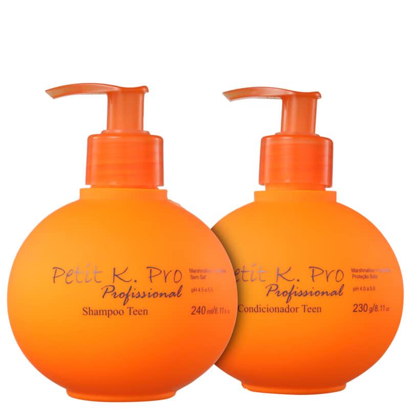 Kit K.Pro Petit Profissional Teen Duo (2 Produtos)