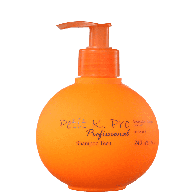 K.Pro Petit Teen - Shampoo sem Sal 240ml