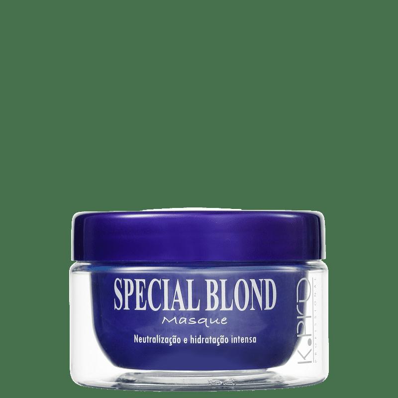 K.Pro Special Silver Blond - Máscara Capilar 165g