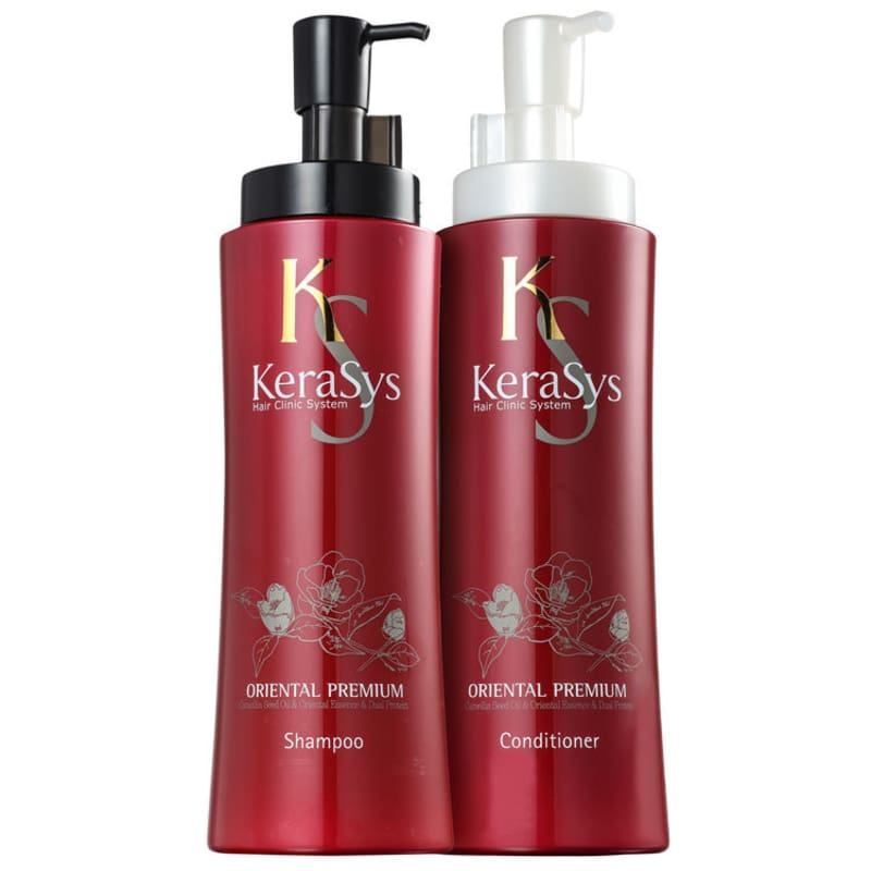 Kerasys Oriental Premium Profissional Duo (2 Produtos)