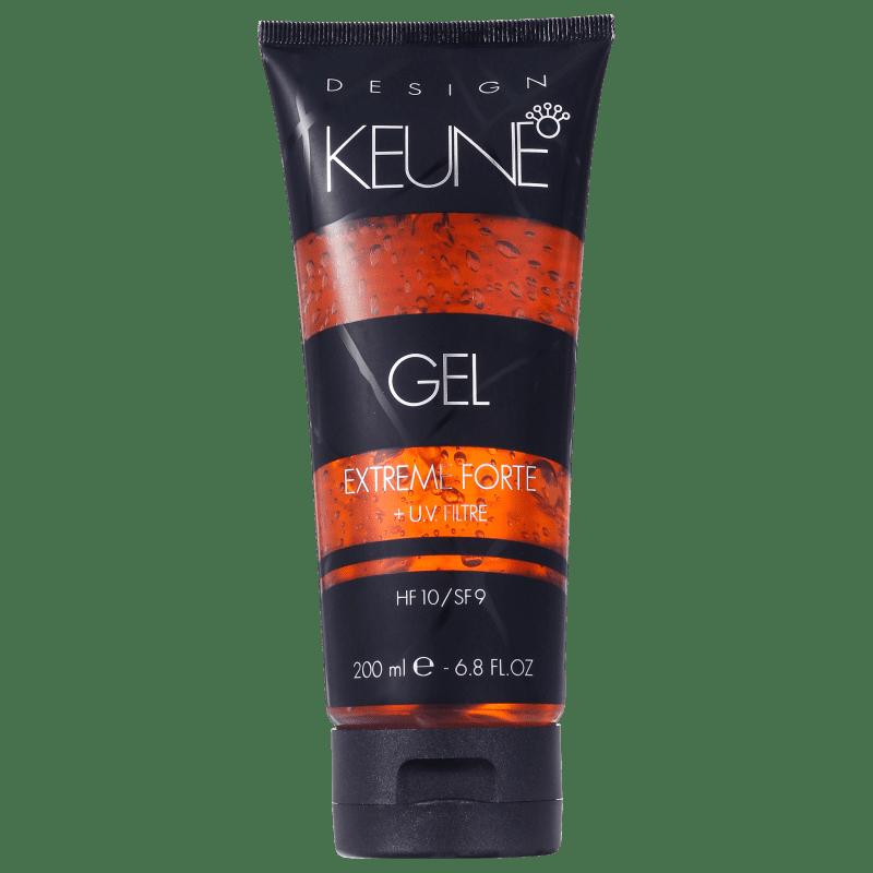 Keune Design Extreme Forte - Gel Fixador 200ml