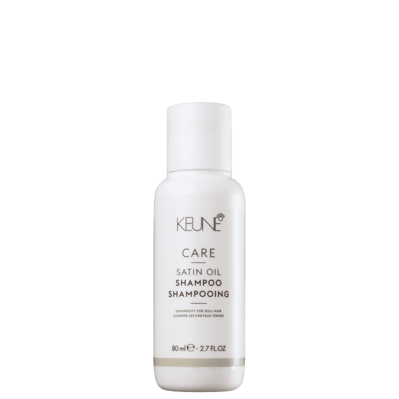 Keune Care Satin Oil - Shampoo 80ml
