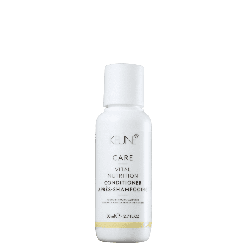 Keune Care Vital Nutrition - Condicionador 80ml