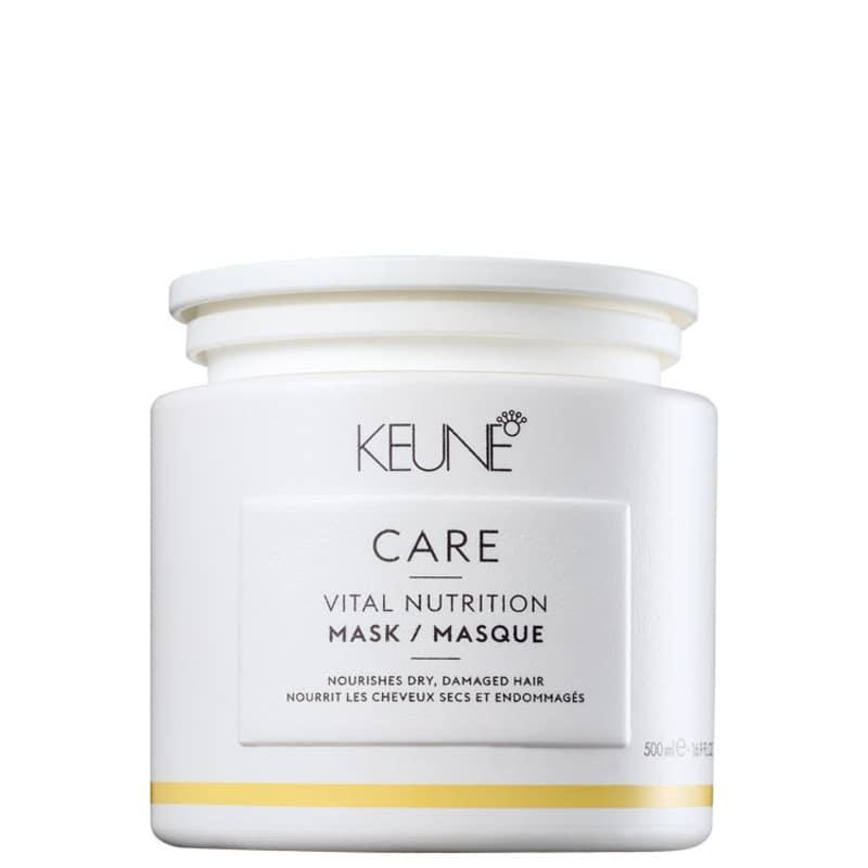 Keune Care Vital Nutrition - Máscara de Nutrição 500ml