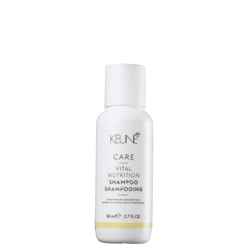 Keune Care Vital Nutrition - Shampoo 80ml