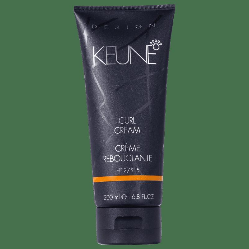 Keune Curl Cream - Ativador de Cachos 200ml