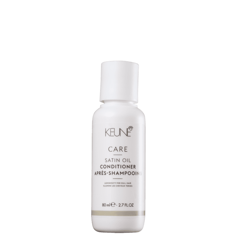 Keune Satin Oil - Condicionador 80ml