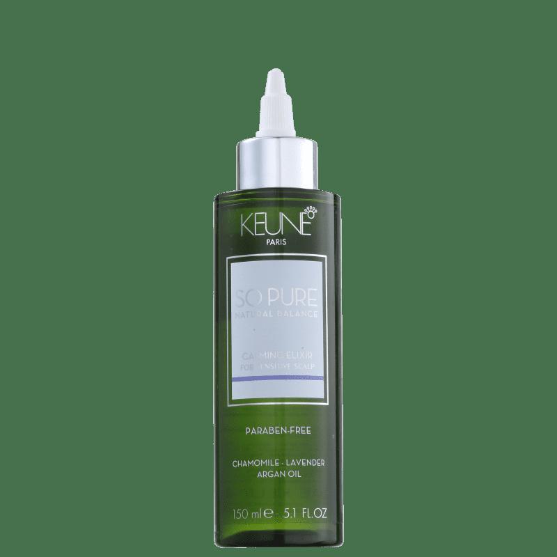 Keune So Pure Calming Elixir - Loção Capilar 150ml