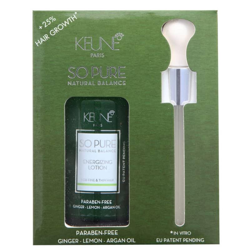Keune So Pure Energizing Lotion - Loção Capilar 45ml