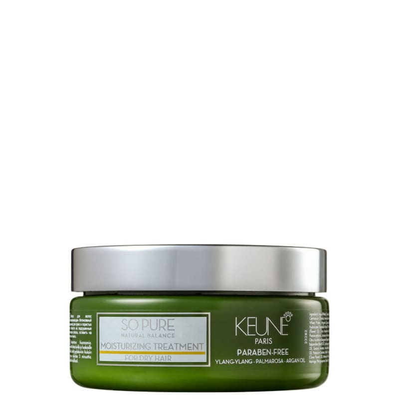 Keune So Pure Moisturizing - Máscara Capilar 200ml