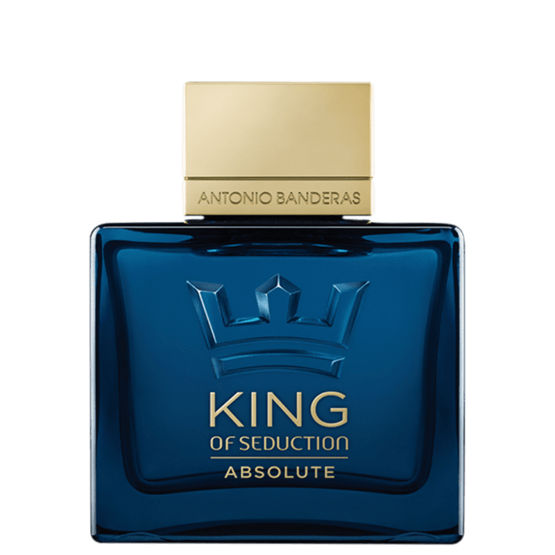 King of Seduction Absolute Collector Antonio Banderas Eau de Toilette - Perfume Masculino 100ml