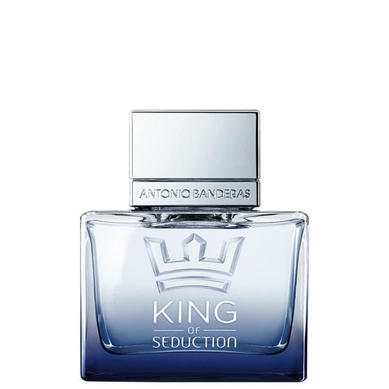 King of Seduction Antonio Banderas Eau de Toilette - Perfume Masculino 30ml