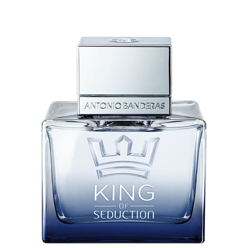 King of Seduction Antonio Banderas Eau de Toilette - Perfume Masculino 50ml
