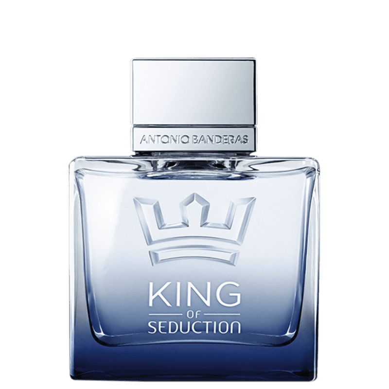 King of Seduction Collector Antonio Banderas Eau de Toilette - Perfume Masculino 100ml