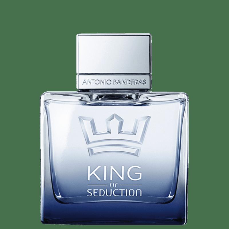 King of Seduction Collector Antonio Banderas Eau de Toilette - Perfume Masculino 100ml