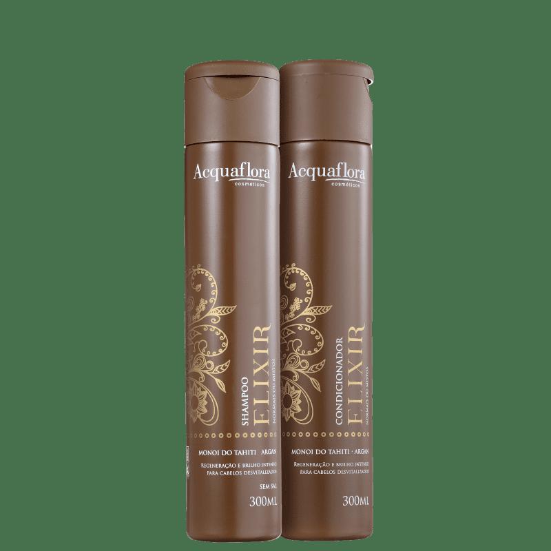 Kit Acquaflora Elixir Duo (2 Produtos)