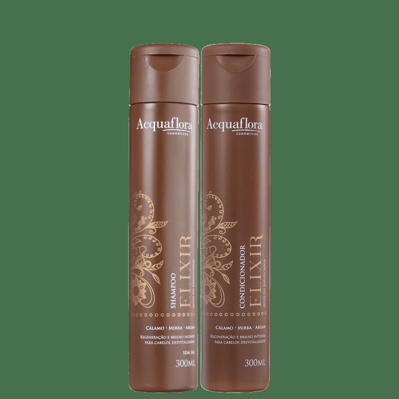 Kit Acquaflora Elixir Secos e Danificados Duo (2 Produtos)