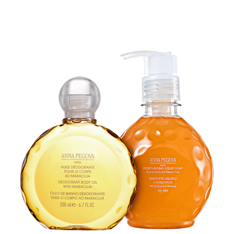 Kit Banho Anna Pegova Relaxante (2 produtos)