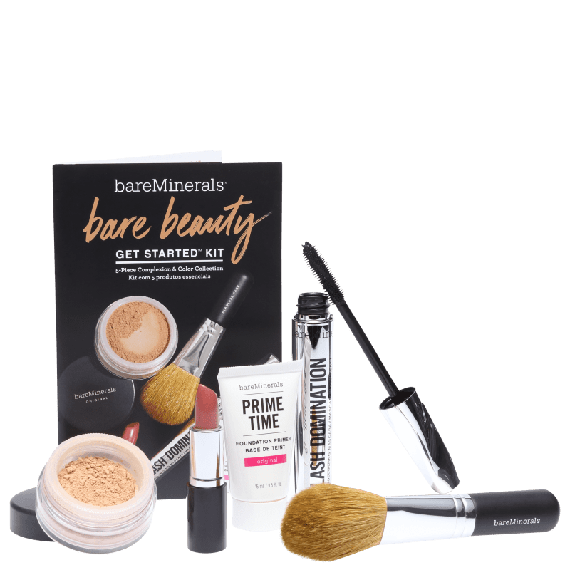 Kit bareMinerals Get Started Medium Beige (5 produtos)
