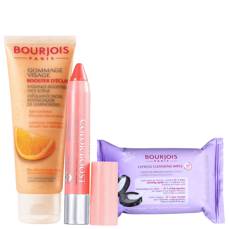 Kit Bourjois Face Essentials (3 produtos)