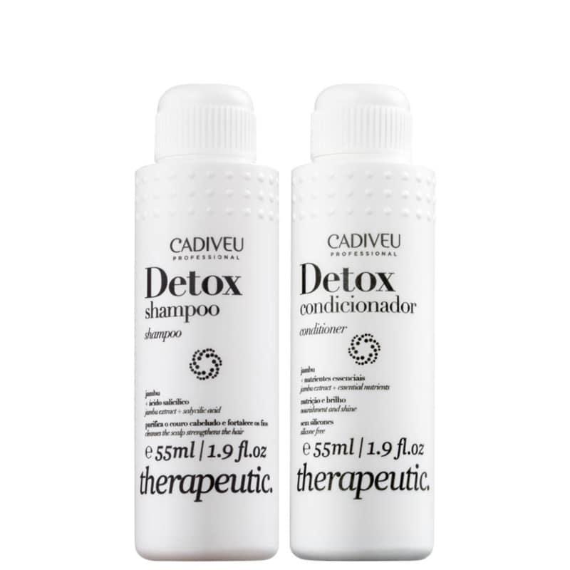 Kit Cadiveu Professional Detox Duo Miniatura (2 produtos)
