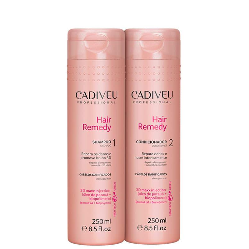 Kit Cadiveu Professional Hair Remedy Duo (2 Produtos)