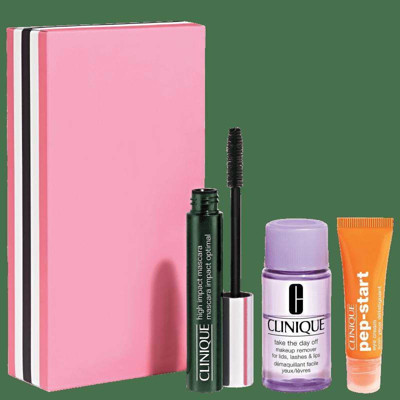 Kit Clinique High Impact (3 produtos)