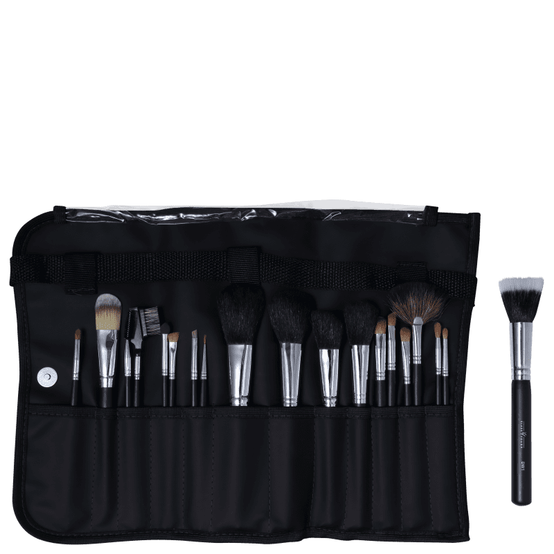Kit de Pincéis Klass Vough 18 Black Series