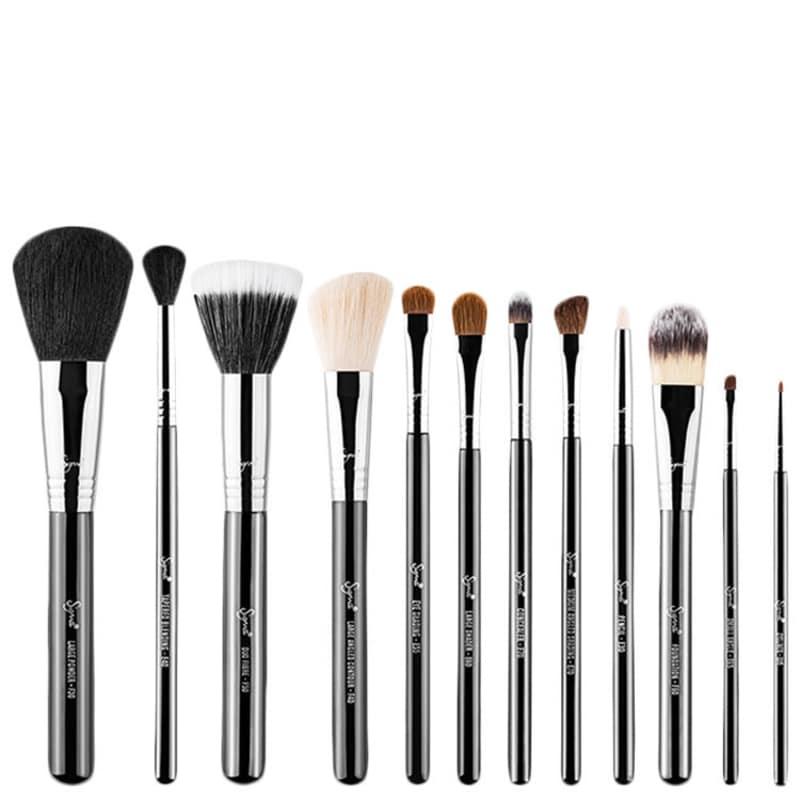 Kit de Pincéis Sigma Beauty Essential (12 produtos)
