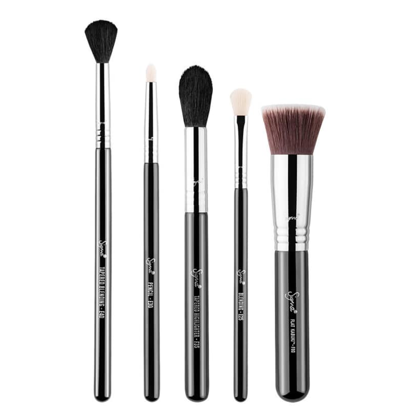 Kit de Pincéis Sigma Beauty Most-Wanted (5 produtos)