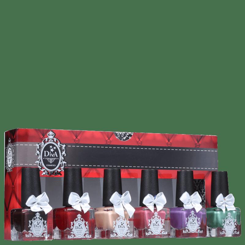 Kit Diva Cosmetics Ares de Outono (6 Produtos)