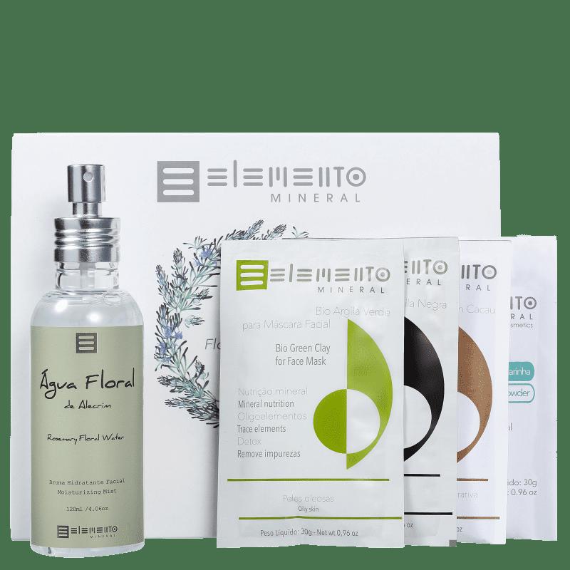 Kit Elemental Mineral Alecrim (5 Produtos)